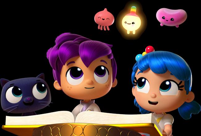 True and the Rainbow Kingdom | Parents